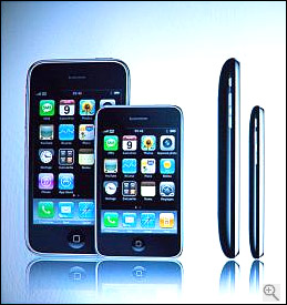 iPhone Mini de 2009 - Brighthand