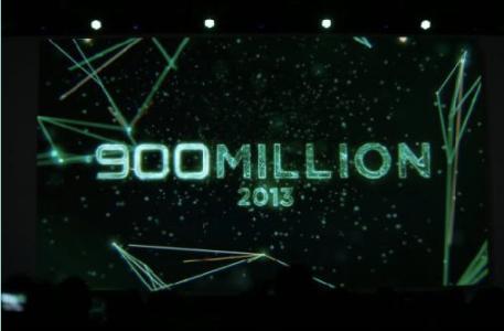 900 millones de activaciones - Android