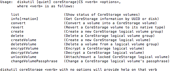 CoreStorage