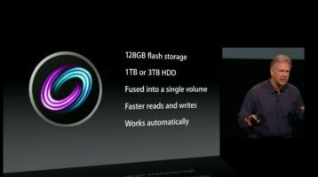 Fusion Drive - Apple