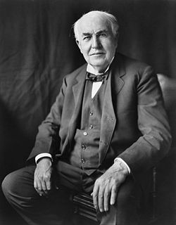 Thomas A. Edison - Wikipedia